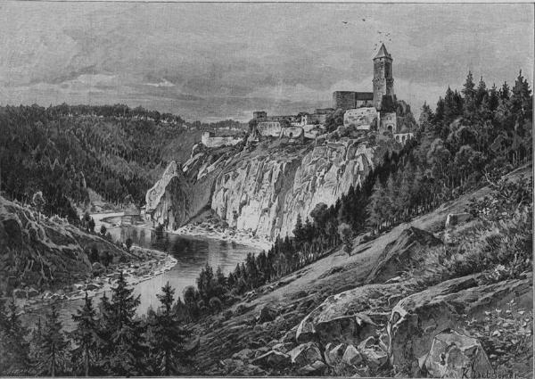 Zvíkov (1890)