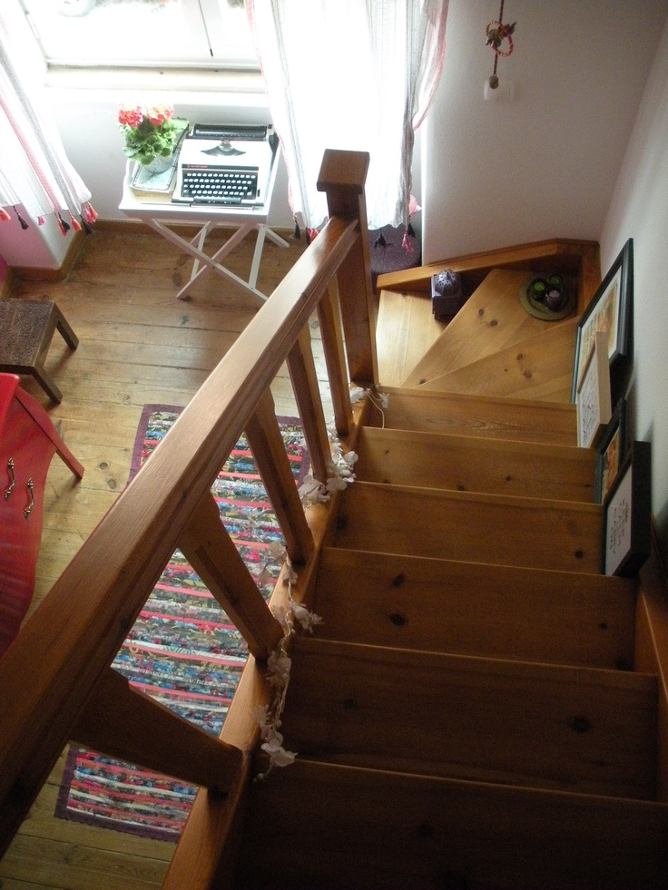 44 best images about key ideas ladder to loft on pinterest attic conversion loft and victorian - Attic houses with exterior stairs ...