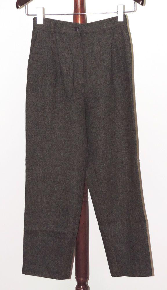 ladies-petite-wool-lined-slacks-pussy-shot-from-behind