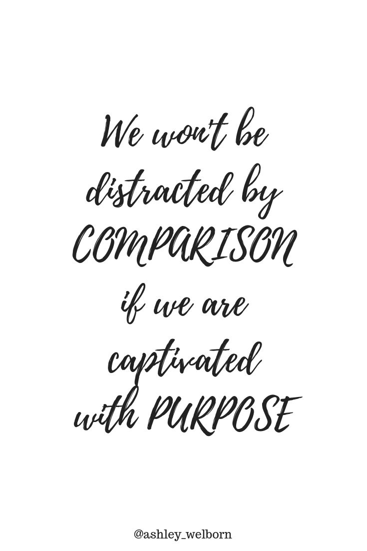 How to stop comparing yourself to others comparison