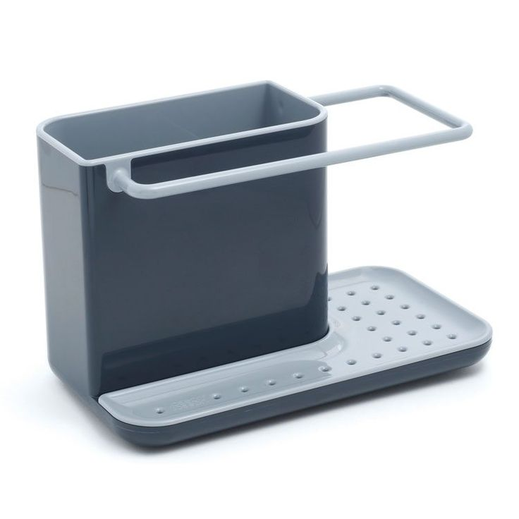 Caddy diskbänksförvaring, mörkgrå/grå i gruppen Rum / Kök / Köksredskap hos RUM21.se (111439)