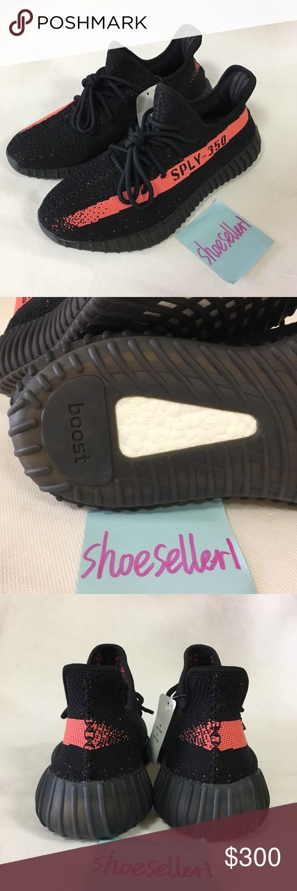 8f5440a1efb YEEZY 350 V2 RED REPLICA REVIEW DHGATE