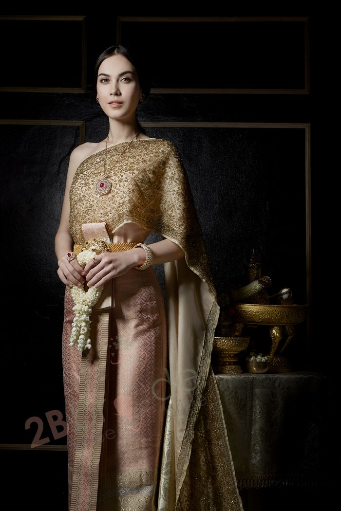 17 Best images about Thai Wedding Dress on Pinterest ...