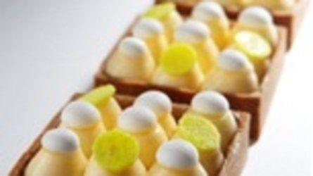 Tarte au citron Cyril lignac