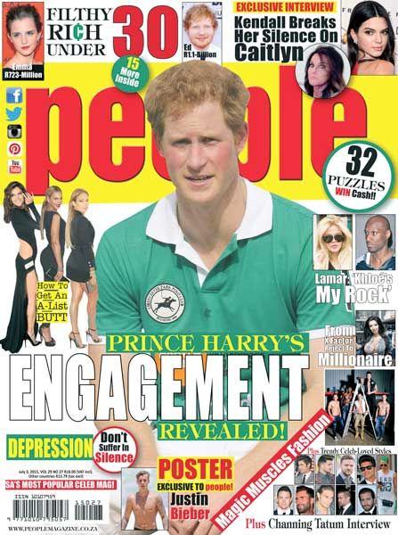 Prince Harry's Engagement Revealed!