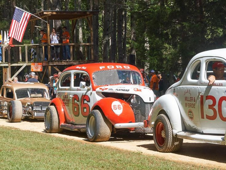 Vintage Race Car Vintage Auto Race Cars Dirt Track Auto Racing Larry Badass Ford Motosport