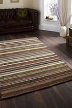 Oxford Handknotted Multi Rug