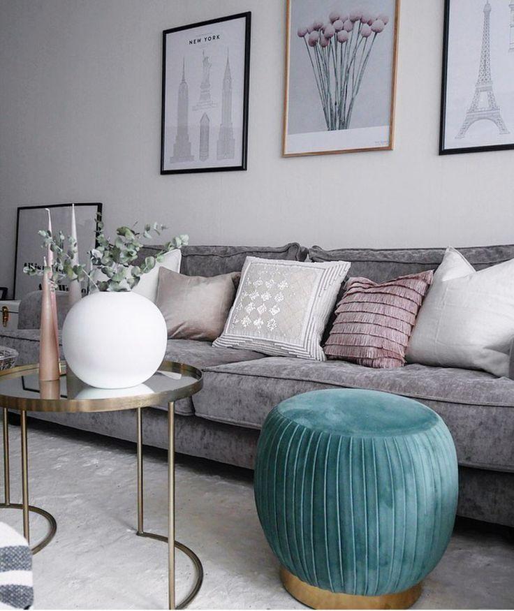 die besten 25 ottomane ideen auf pinterest polsterhocker stoffe f r st hle und. Black Bedroom Furniture Sets. Home Design Ideas