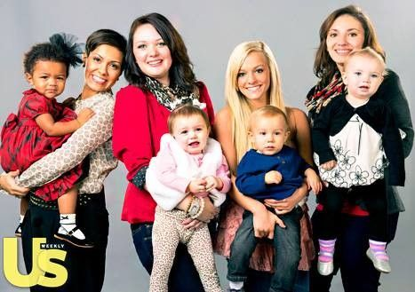 "MTV releases first trailer for ""Teen Mom 3"" and meet the cast"
