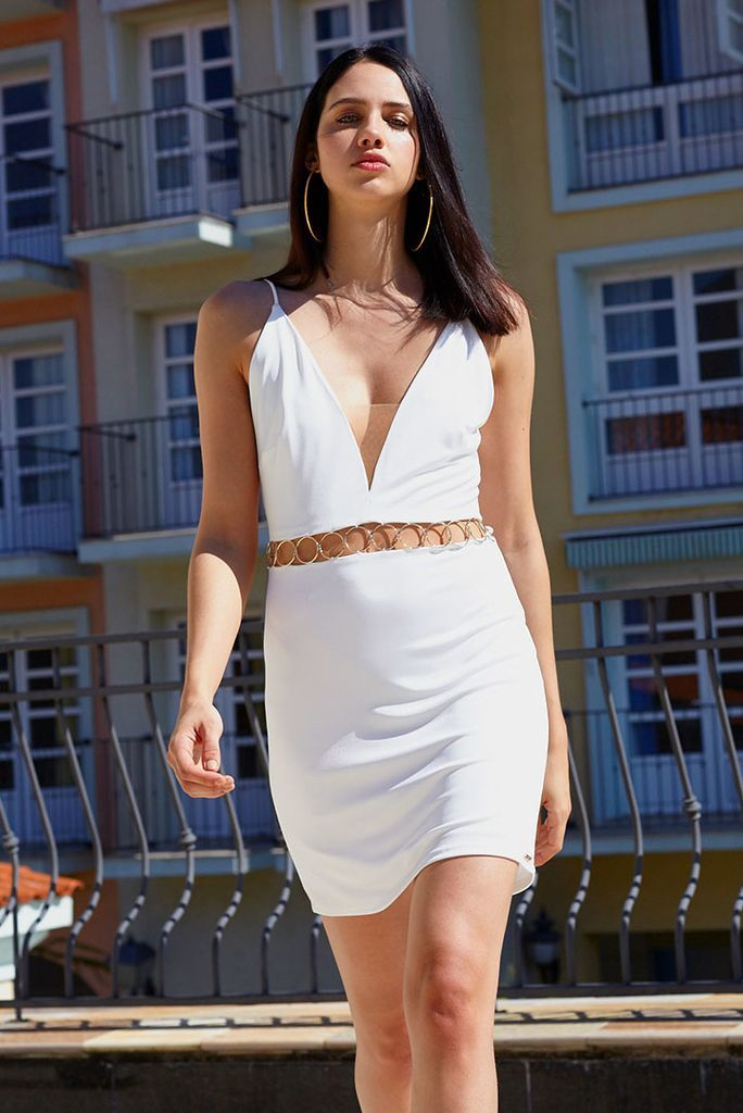 062694b66 Vestido Curto Bordado Manual - SHOP COLCCI OFICIAL