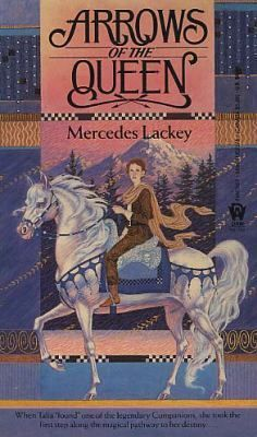 Love anything by Mercedes Lackey, but this is the book that started it all for me.
