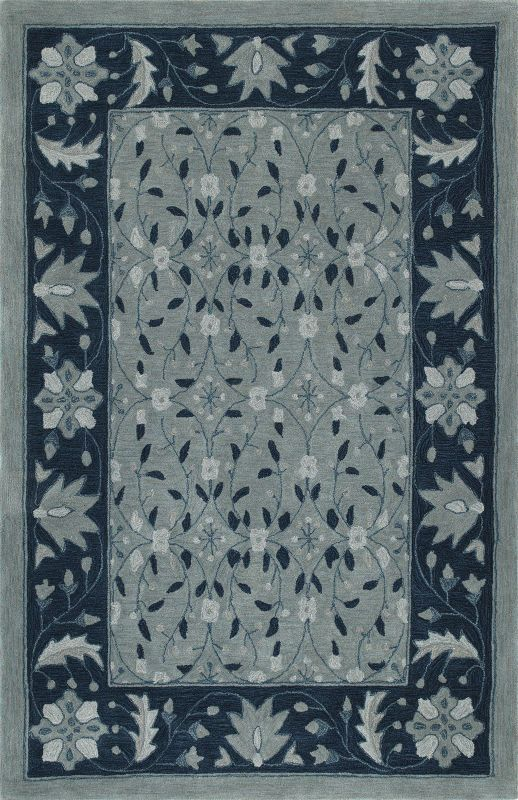 Area Rugs Shop Dalyn Tribeca Tb1 Sky Abrash Dyed Yarns Updated Traditional Designs In Fresh Soft Colors Compose The Tribec Dalyn Colorful Rugs Area Rugs