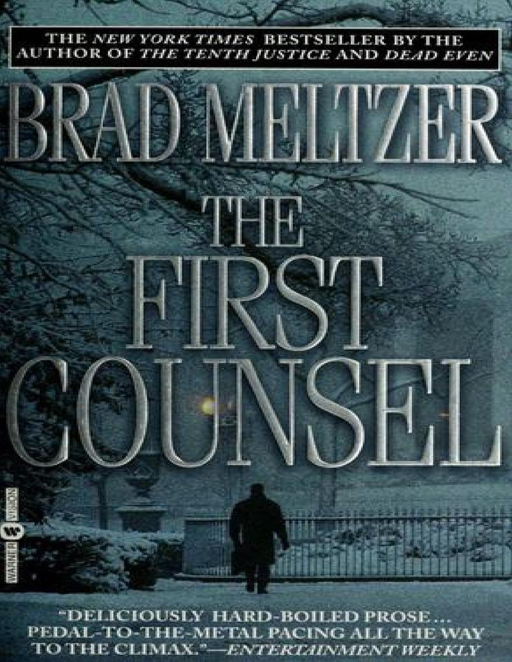 ⃝ⱷ[brad meltzer] the first counsel
