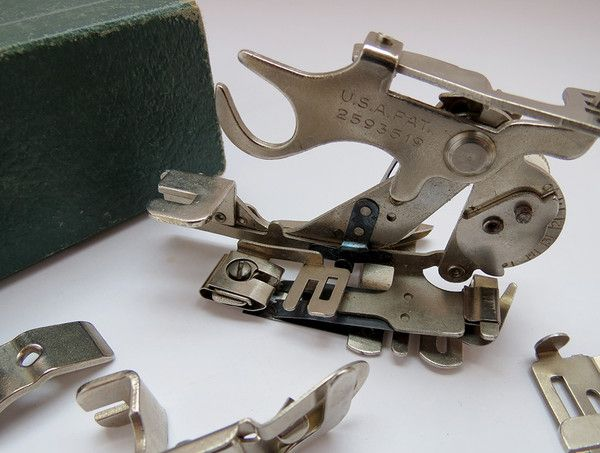Vintage Griest Sewing Machine Attachments