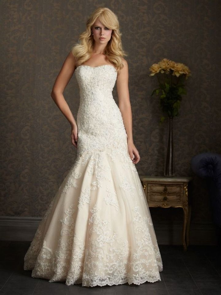 Allure Bridals style #920