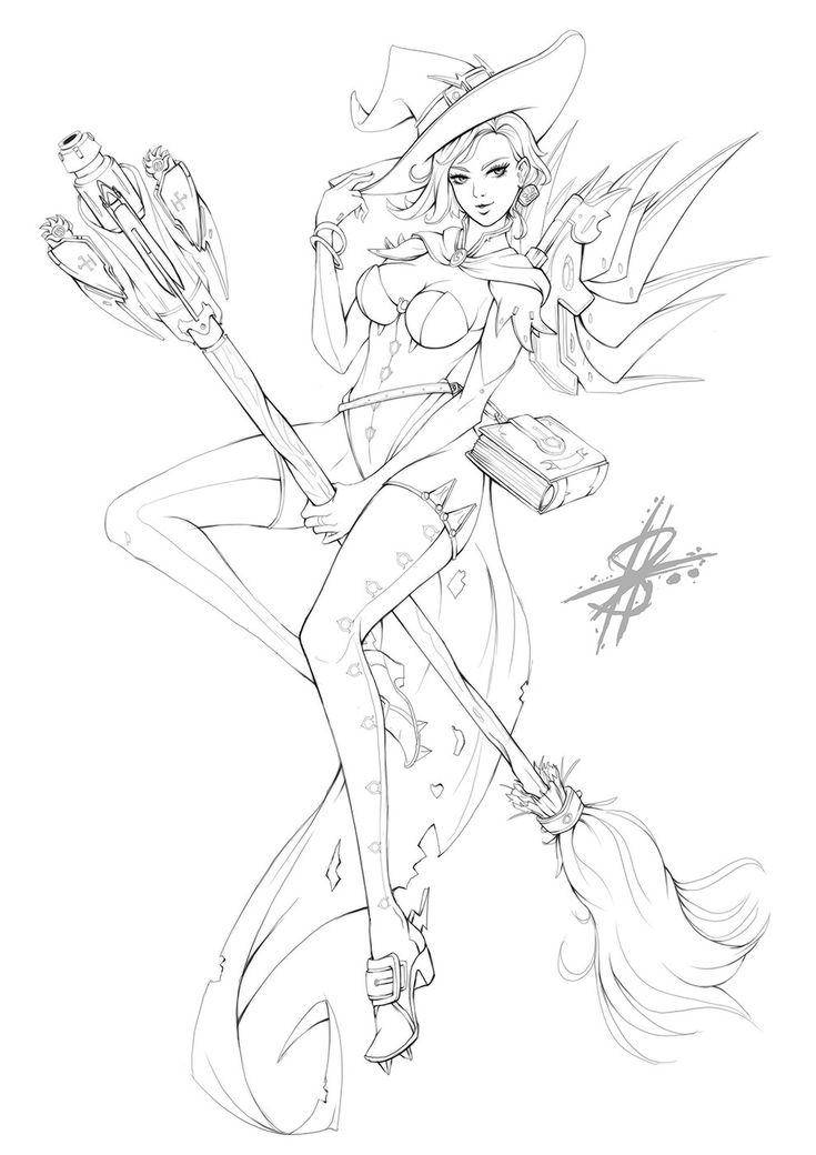 121 best Witches enchantress etc images on Pinterest