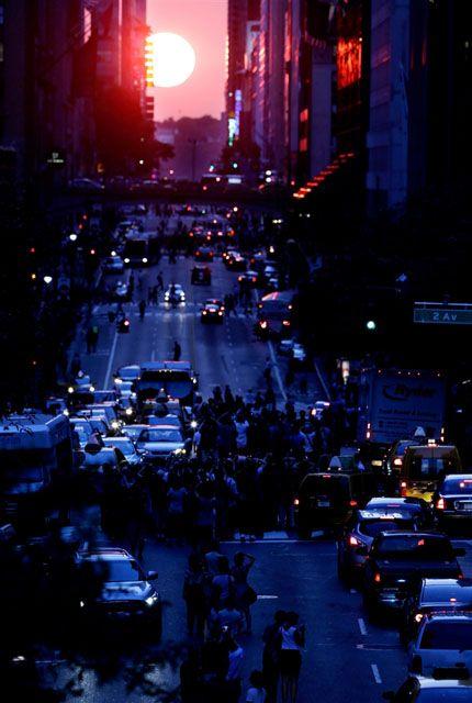 Solsticio de Manhattan