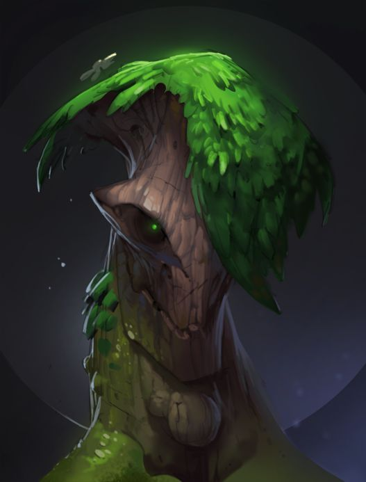 Tree by Gimaldinov on DeviantArt