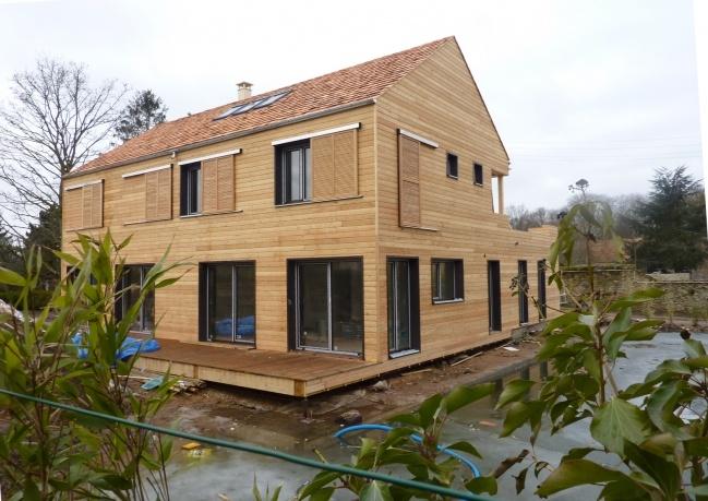 1000+ images about Maison en bois on Pinterest  Construction, Nantes and Cha