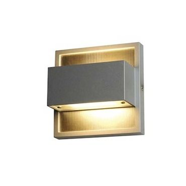 Dacu Up/Down Outdoor Wall Sconce | SLV Lighting at Lightology