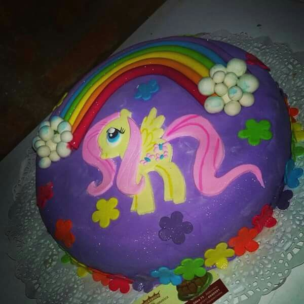 Dolce Domenica  My Little Pony  #DolceDomenica #PastelesCreativos #Torta #Fondant #Cumpleaños #MyLittlePony