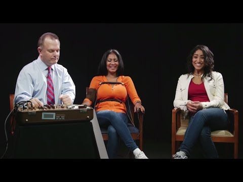 Watch These Moms Get Brutally Honest While Taking A Lie Detector Test With Their Kids