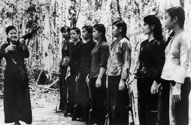 Role of Women in Vietnam Essay Sample