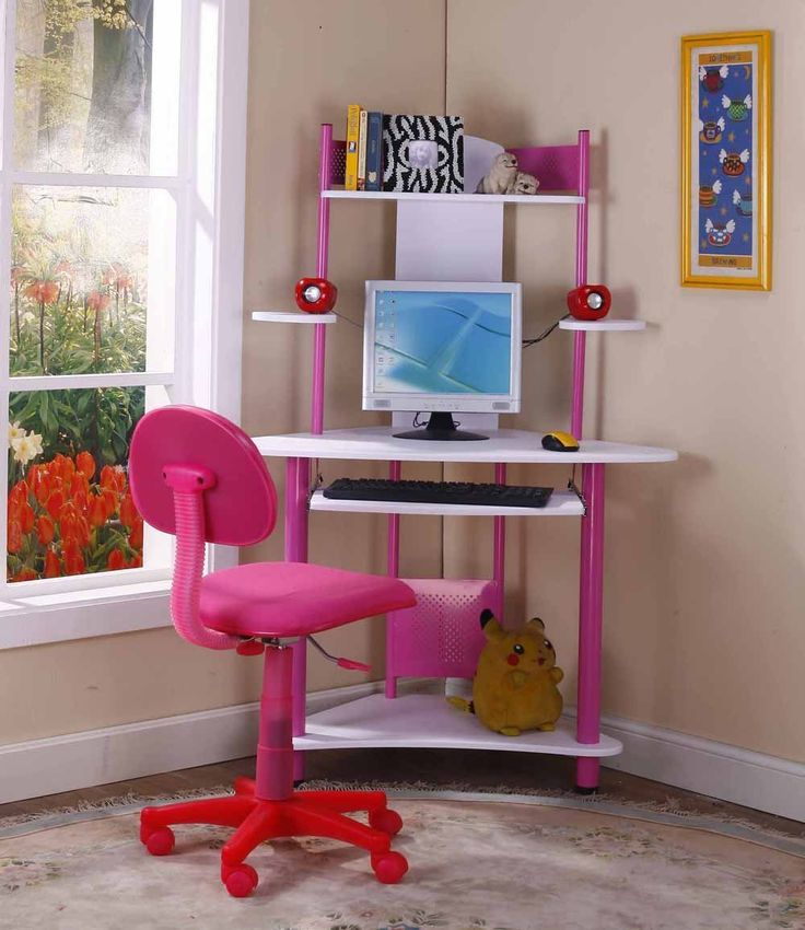 99+ Pink and Black Desk - Large Home Office Furniture Check more at http://www.sewcraftyjenn.com/pink-and-black-desk/