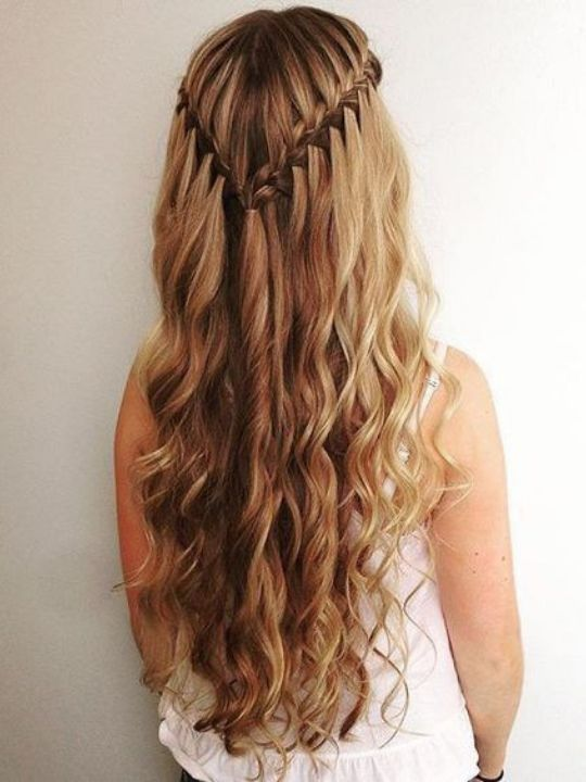2019 Cute Hairstyles with Braids – Easy Step by Step