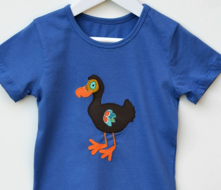 the Dodo... (designed and created in Australia on an Australian made tshirt)