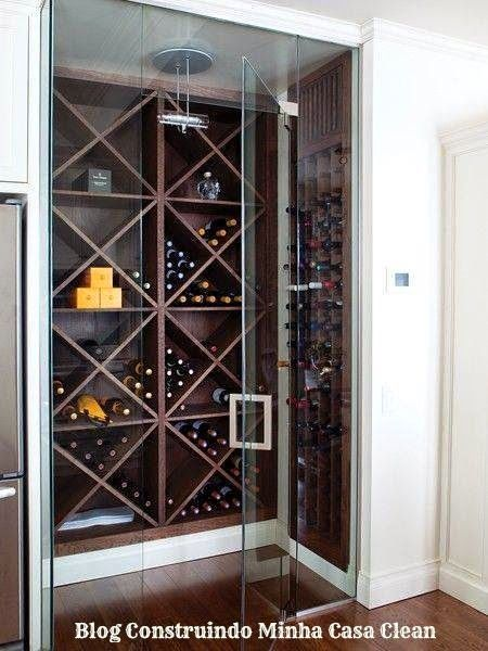 237 best images about mini bar adegas on pinterest for Walk in wine cellars