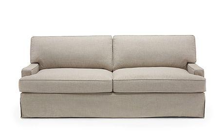 Presley Slipcover Sofa Sofa Sofa Couch Living Room