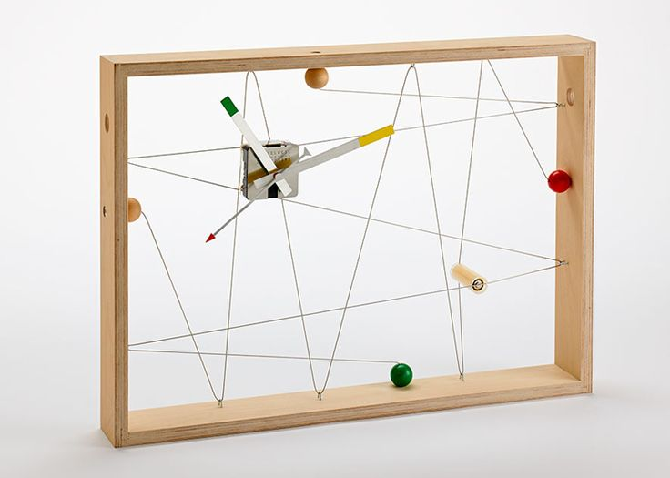 Daniel Weil designs deconstructed clocks for Design Museum exhibition