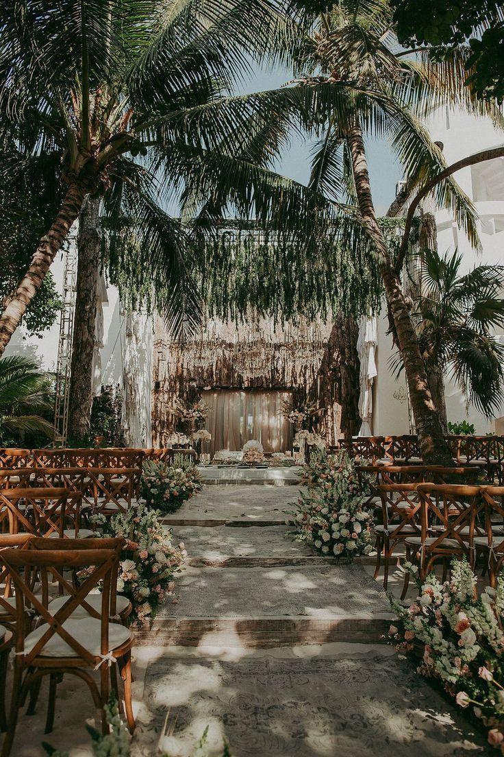 7 der besten Hochzeitsorte in Tulum laut diesem Event-Designer  #besten #der #de…