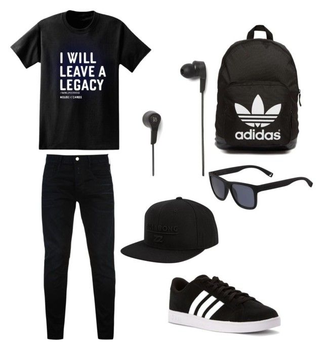 """мужской наряд"" by karolinaavdeeva ❤ liked on Polyvore featuring interior, interiors, interior design, home, home decor, interior decorating, Paul Frank, Replay, adidas and adidas Originals"