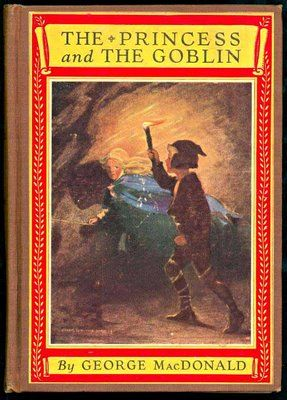 The Princess and the Goblin, by George McDonald. If you have never read it, you are in for a magical treat.