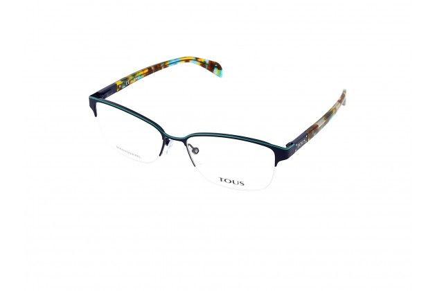 Gafas Tous VTO352 Azul Rectangular