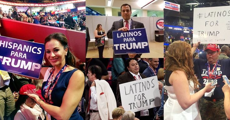 Latinos for Trump!!! Yessss!