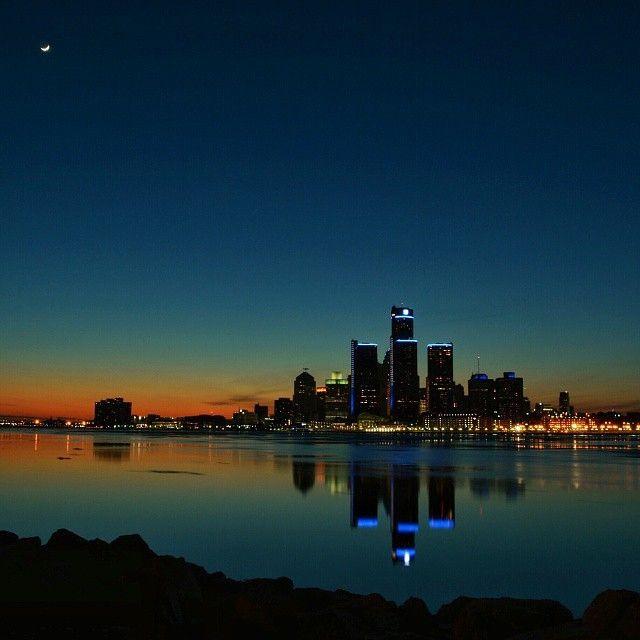 Comerica Park Detroit Michigan: 17 Best Ideas About Detroit On Pinterest