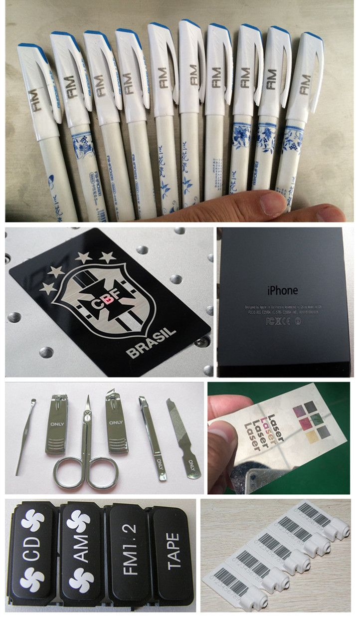 China STARMAcnc fiber laser marking machine sample for ball pen | Laser  marking, Laser engraving, Laser
