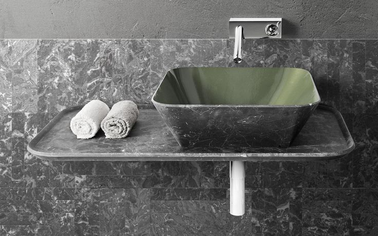 Classic Marble White Sink - Classic Marble Countertop