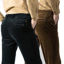 2016 nouveautés marque hommes d'affaires occasionnels pantalons en velours côtelé pantalons Stretch haute qualité longues hommes sportives de plein air pantalons solides(China (Mainland))