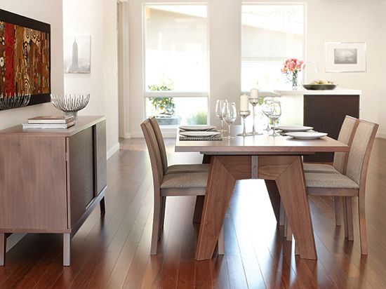 Scandinavian Style Dining Room Table: 114 Best Dining Room Tables Images On Pinterest