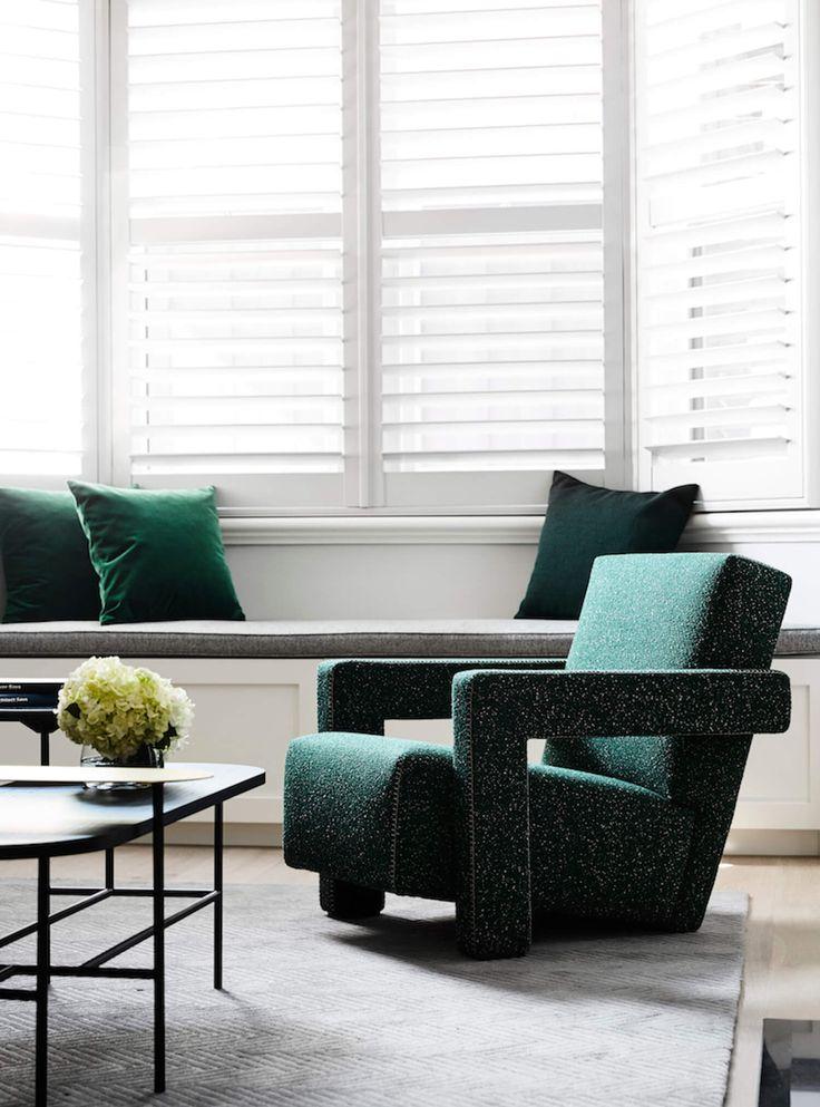 Living Room | Elsternwick Home by Mim Design | est living