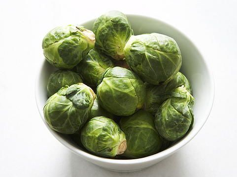 Boiled Brussels Sprouts | Cookstr.com