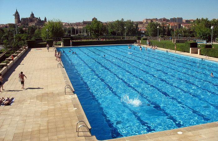 #Salamanca #Summer #piscina
