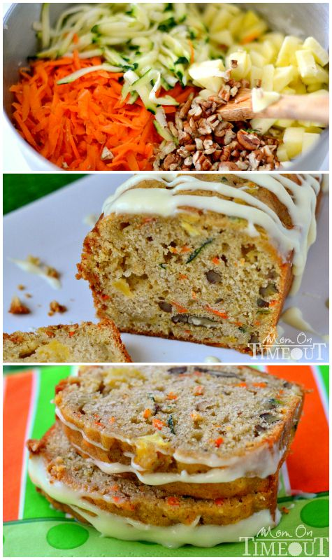 recipe: healthy carrot bread recipe [37]