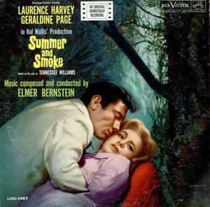 Elmer Bernstein - Summer And Smoke (An Original Soundtrack Recording): buy LP, Album, Mono at Discogs