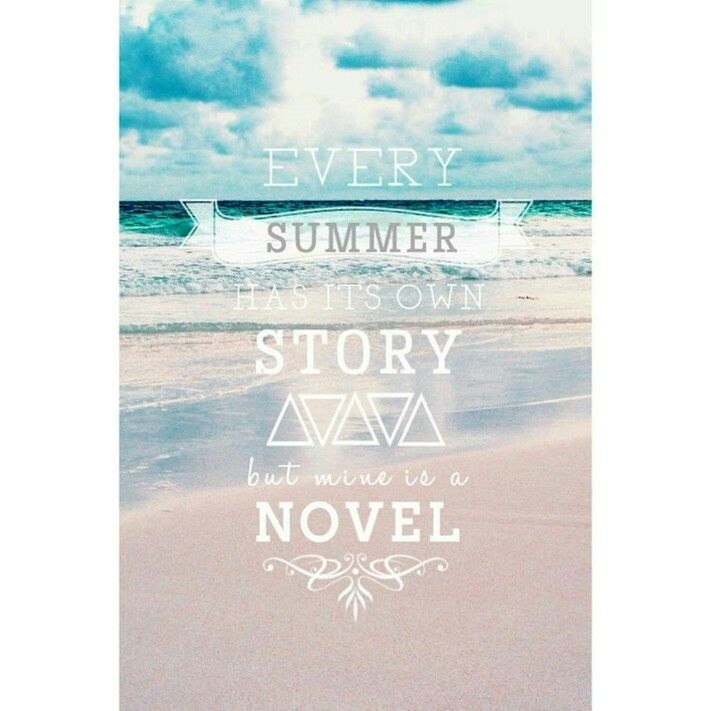 Every Summer Has Itu0027s Own Story!