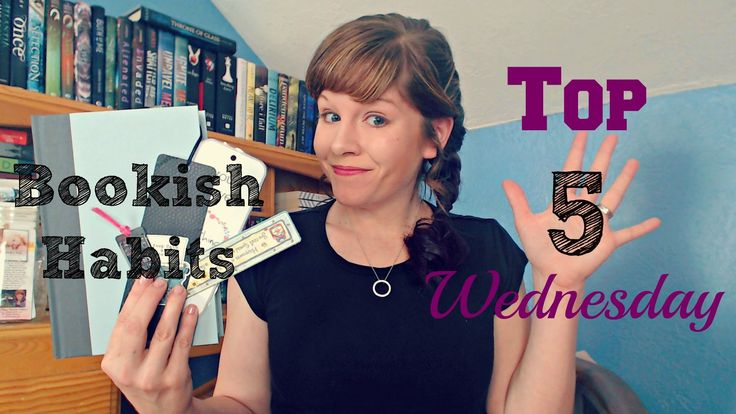 Bookish habits #booktube #t5wfamily